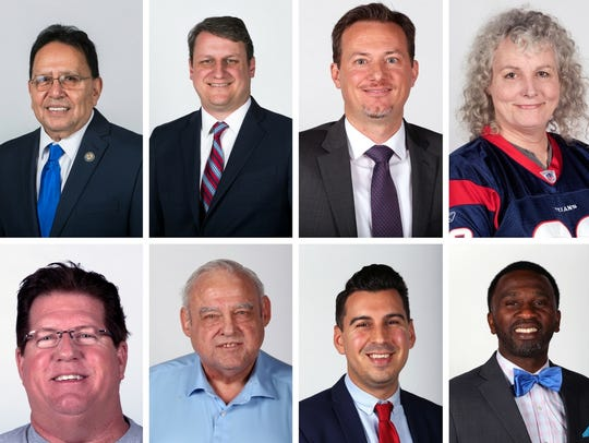 Candidates for Texas's Congressional District 27.