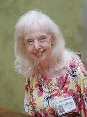 Sister Edna Lonergan, president of St. Ann Center for