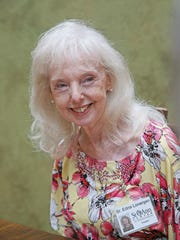 Sister Edna Lonergan, president of St. Ann Center for Intergenerational Care.