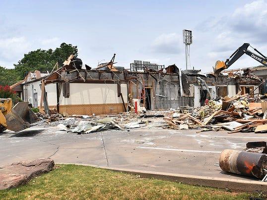 McDonalds Demolition 1