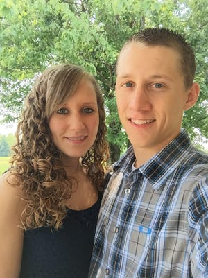Kirsten Hartlaub, of Hanover, and David Cook Jr., of Littlestown, are planning a wedding for July 9, 2016.