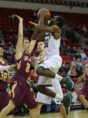 Tevin Findlay scored 15 points off the bench in UWGB's win.