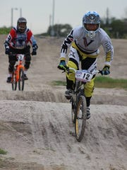STX BMX Raceway is hosting a Father's Day race at noon