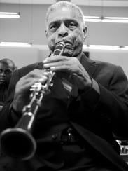 Former Detroiter Charlie Gabriel performs at 2:45 p.m.