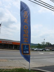 The remodeled ALDI on Upper Front Street in Chenango