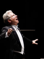John Mauceri was the guest conductor for the New West