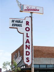 Roland's, near downtown Phoenix, is the new restaurant from Chris Bianco and the team behind Tacos Chiwas.