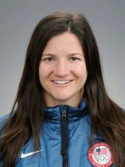 Kelly Clark is part of the U.S. Olympic snowboard team.
