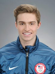 Jake Pates is part of the U.S. Olympics snowboard team.