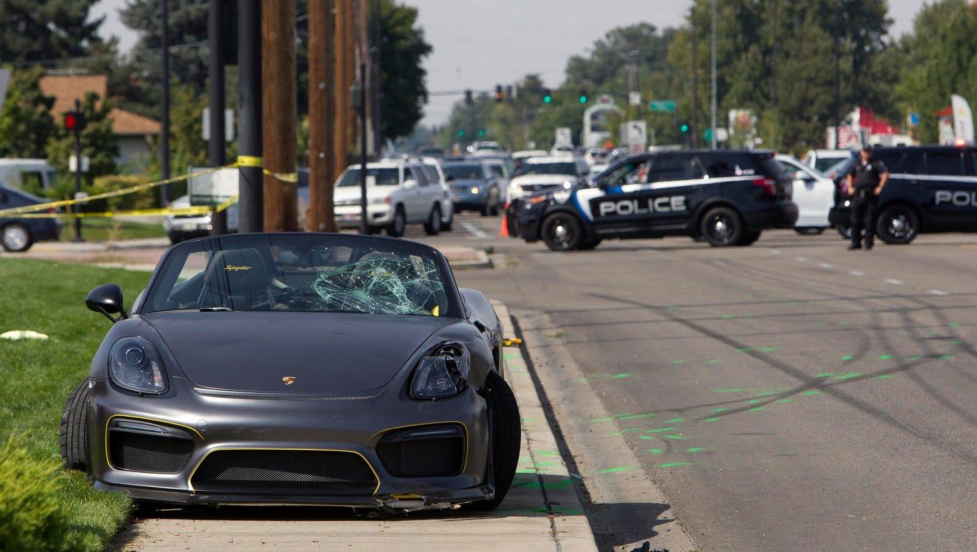 Car Crashes Into Crowd At Idaho Car Show Injures 11