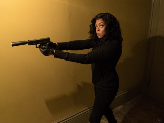"Taraji P. Henson plays a hit woman in ""Proud Mary."""