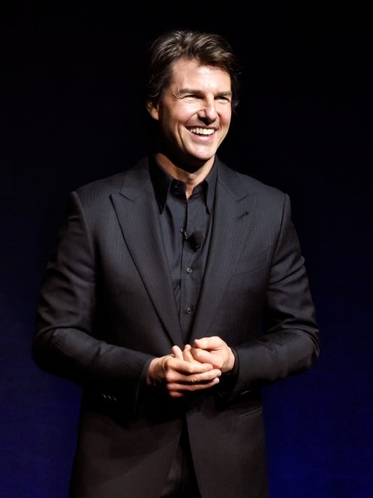Will 'Going Clear' ruin Tom Cruise's summer?