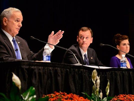 Minnesota Governor Debate