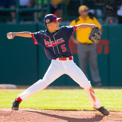 Maine-Endwell's Michael Mancini pitched a thirteen