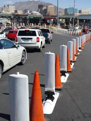 Processing in Ready Lanes is 20 percent faster than normal lanes and provide a time savings of up to 20 seconds per vehicle.