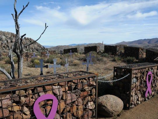 At Granite Mountain Hotshots Memorial State Park in