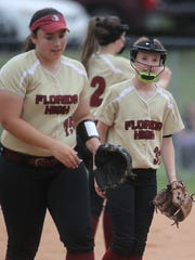 Florida High's softball team is mostly made up of underclassmen,