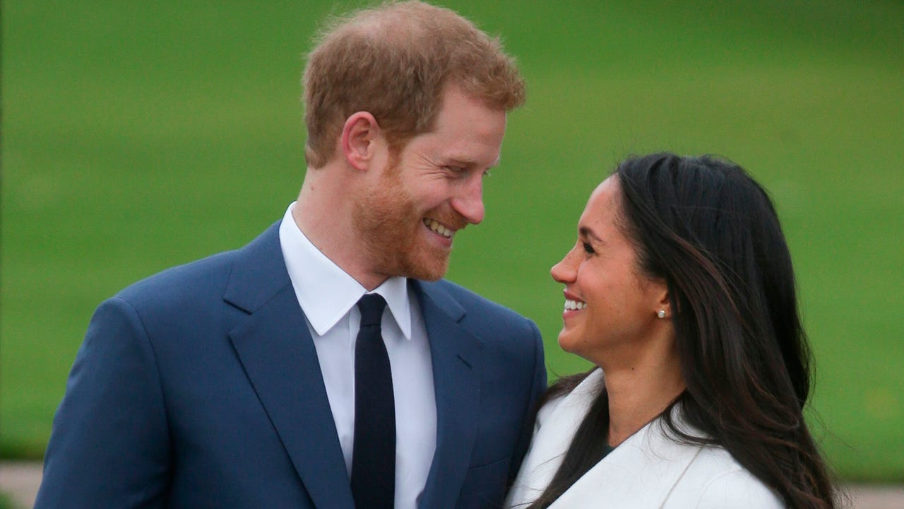 Prince Harry and Meghan Markle share love story