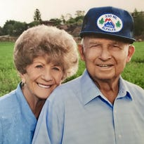 Anniversaries: Shelby Frei & Jewell Frei