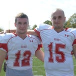 Longtime teammates continue success in college