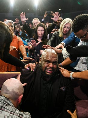 GREENVILLE NEWS – Redemption Church threatens to evict Relentless Church and celebrity pastor John Gray