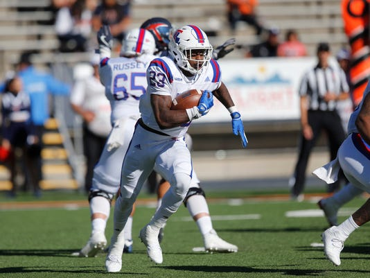 NCAA Football: Louisiana Tech at Texas El Paso