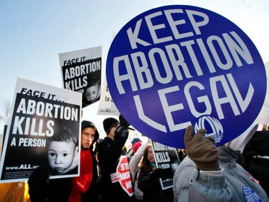 AP ABORTION SURVEY A FILE USA DC