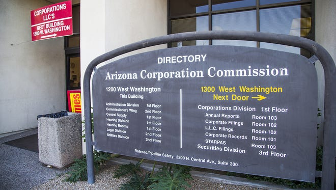Members of the Arizona Corporation Commission have taken multiple trips overseas to work with international utility regulators.