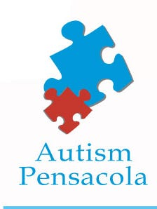 Logo for Autism Pensacola