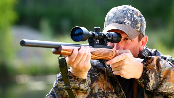 Last year was the second safest year ever for hunters