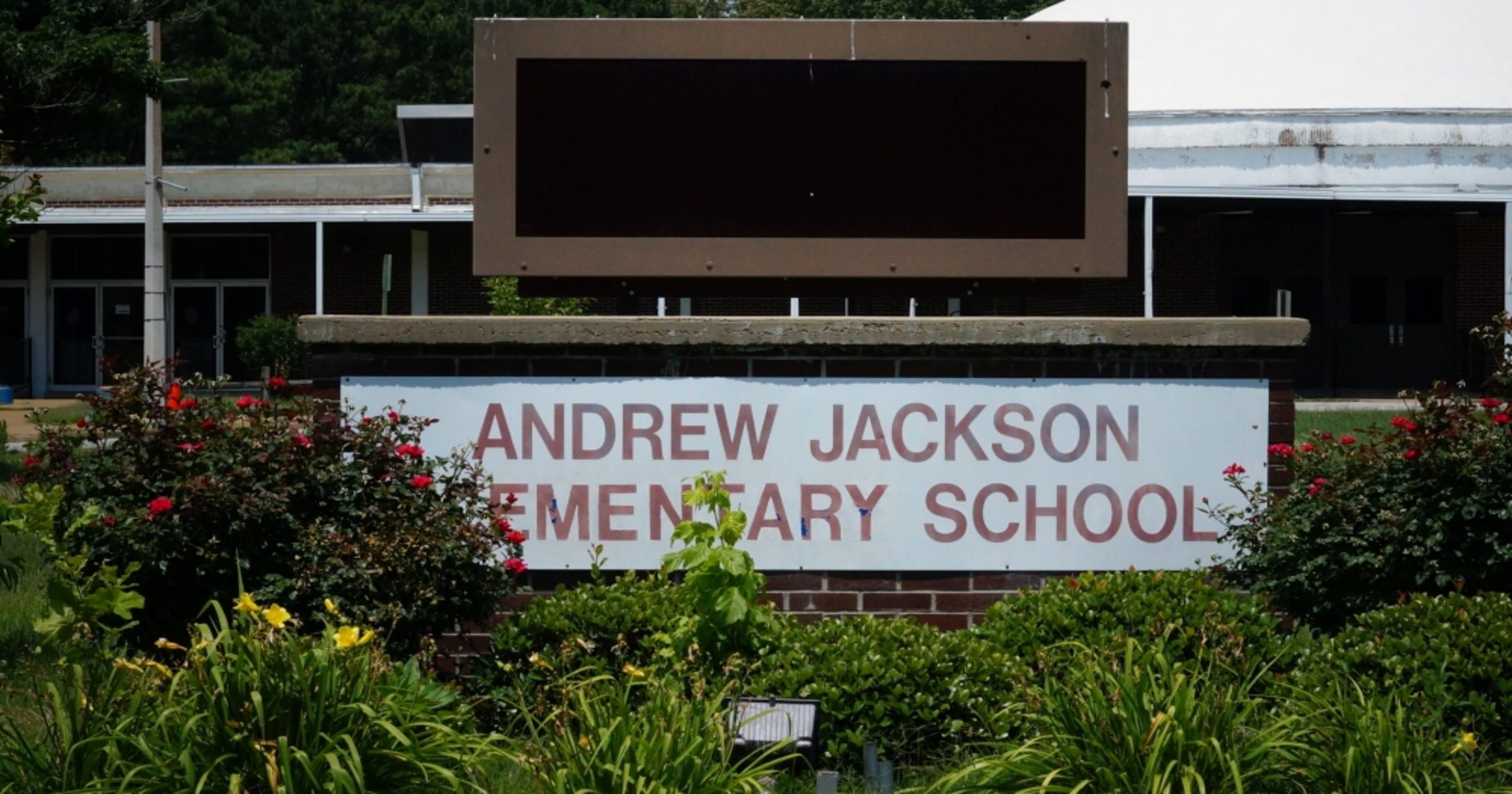 Toy Gun Found At Andrew Jackson Elementary