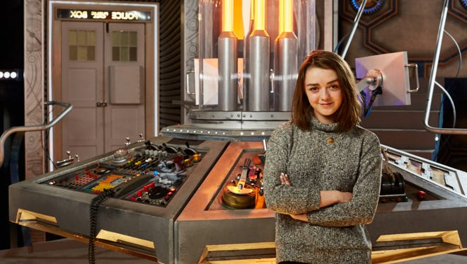 'Game of Thrones' actress Maisie Williams is set to guest star on 'Doctor Who'.
