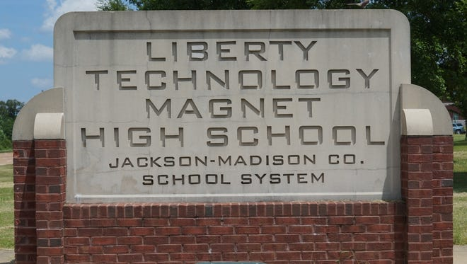 Liberty Technology Magnet High School
