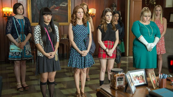 Pitch Perfect 2' doesn't hit same notes as first film
