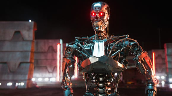 Series T-800 Robot in the motion picture 'Terminator Genisys' from Paramount Pictures and Skydance Productions. Credit: Melinda Sue Gordon, Paramount Pictures [Via MerlinFTP Drop]