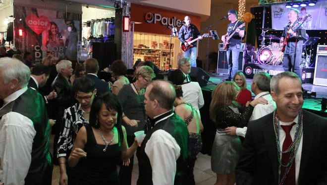 There are a slew of Mardi Gras balls events this weekend, including the annual Cordova Mall Ball on Saturday. The mall will close early that day to prep for all the fun.