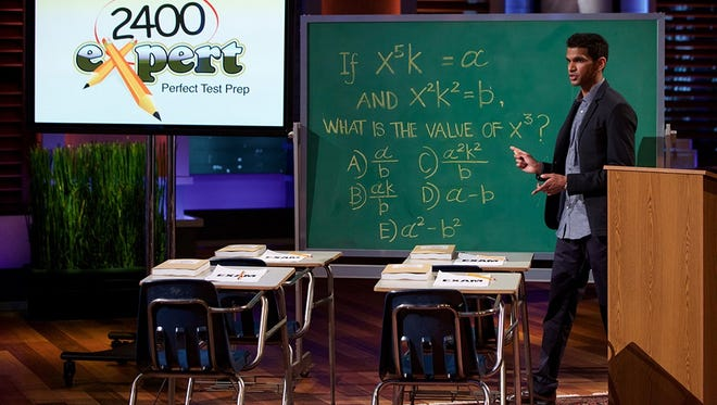 """2400 Expert founder Shaan Patel will appear on an episode of """"Shark Tank"""" on Friday."""