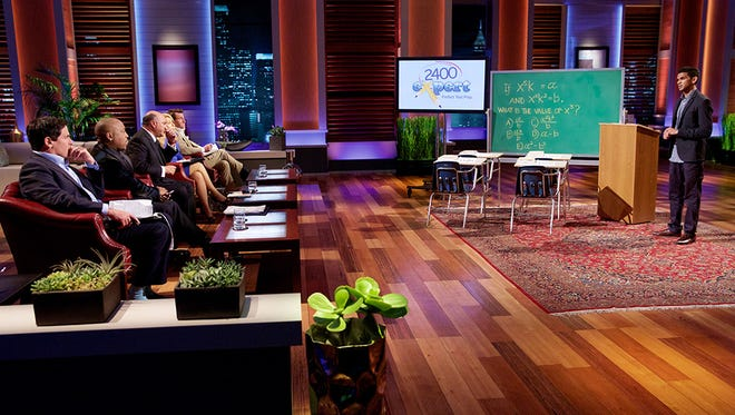 """On Episode 716 of """"Shark Tank,"""" MBA/MD student Shaan Patel of Las Vegas, Nevada, who earned a perfect SAT score, wants to expand his business to help others increase their test scores, but can he deliver a perfect pitch to the Sharks? Patel's epsiode airs at 9 p.m. Jan. 29 on the ABC Television Network."""