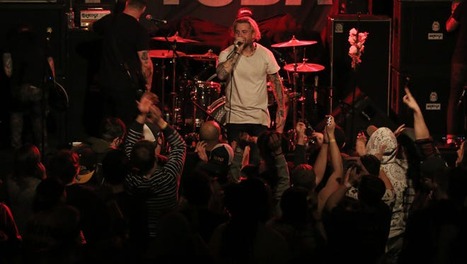 Vanna opens for For Today at Vinyl Music Hall Thursday night.