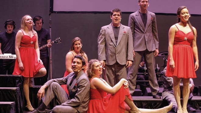 Wisconin Singers will perform at Roncalli High School auditorium on Feb. 20.