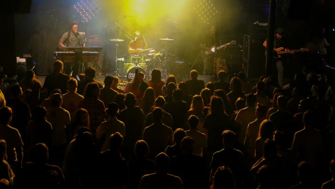 New Kingston opens for SOJA at Vinyl Music Hall Wednesday night.