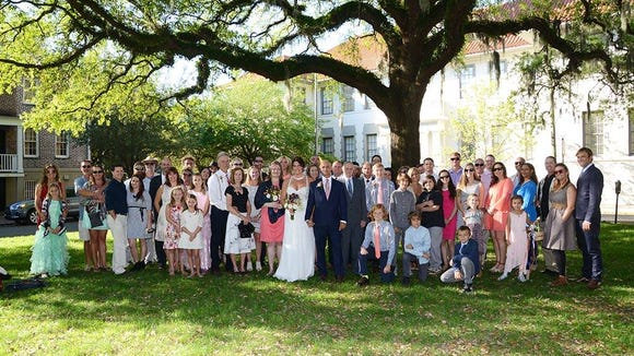 When it comes to weddings, the love that fills you