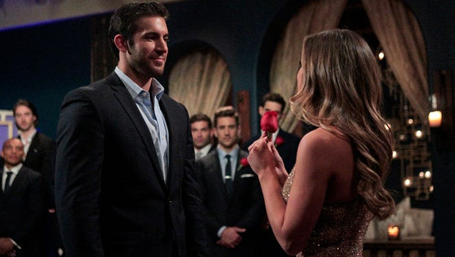 Iowan Derek Peth and Bachelorette JoJo Fletcher.