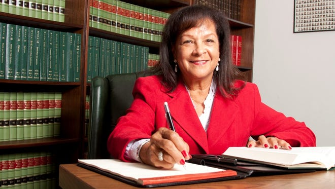Barbara Wallace is mayor of Washington Township.