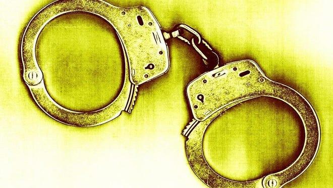 Thinkstock File Photo handcuffs