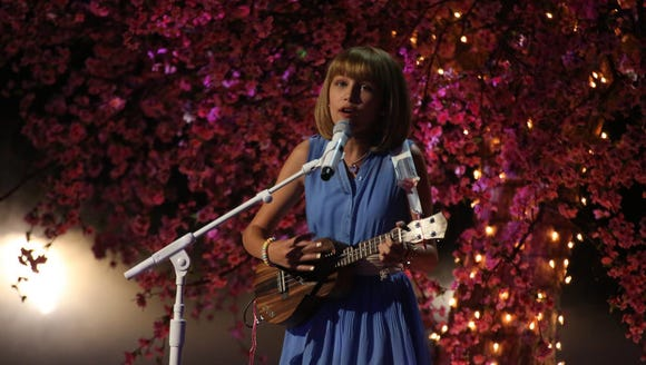 Grace VanderWaal was wonderful.