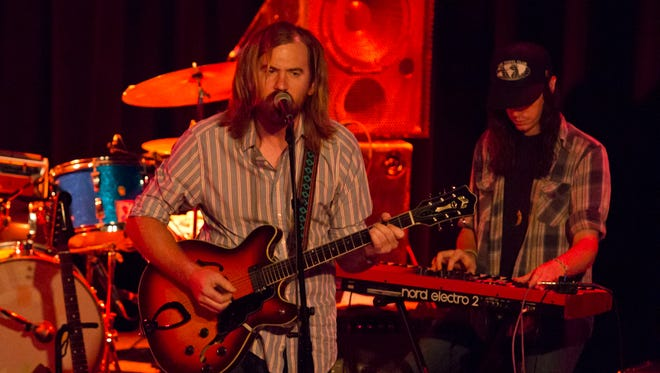 Bunch opens for Chris Staples at Vinyl Music Hall Wednesday night.