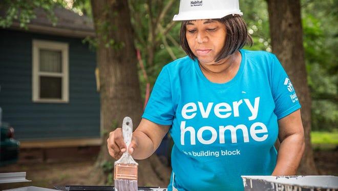 Habitat's new Critical Repair program will help Fairview Habitat homeowners maintain the property.