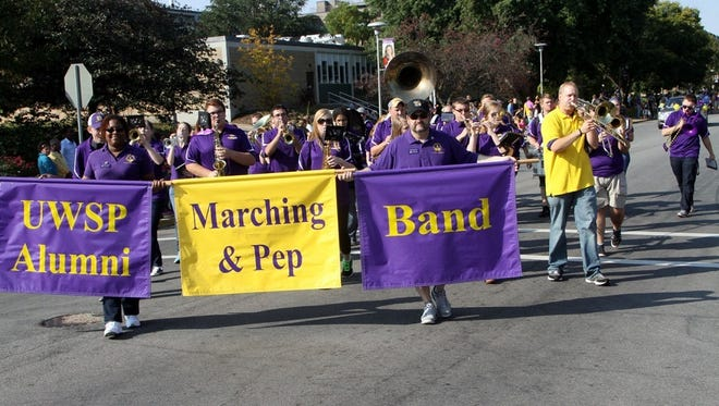 UW-Stevens Point homecoming to have travel-themed events.