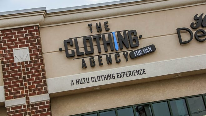 The Clothing Agency for Men is closing.